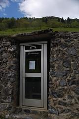Trek - Port de pierrefitte - cabine telephone