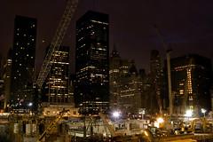 seven years later (Benzadrine) Tags: nyc newyork night manhattan worldtradecenter 911 earlymorning wtc gothamist