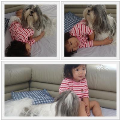 Angie & Xiao Wei