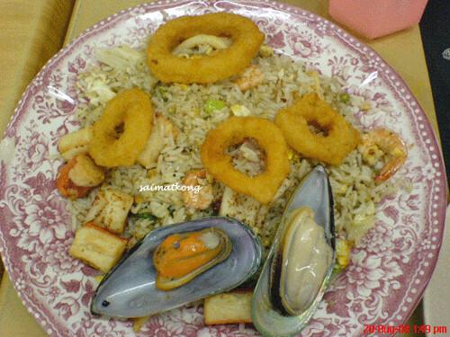 Famous Murni Nasi Goreng Seafood RM 10.00 (IINM)