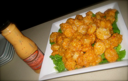 Bang Bang Shrimp by Heath