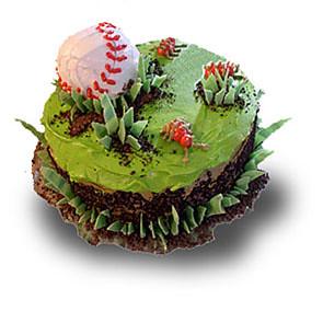 baseball-cake