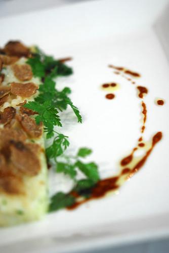 White Truffle Risotto - DSC_0409
