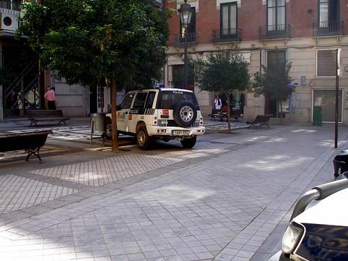 Parking reservado