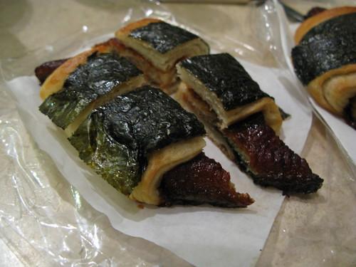 eel croissant