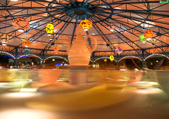 Walt Disney World's Mad Tea Party (Tom.Bricker) Tags: longexposure travel vacation colors architecture night america photoshop landscape orlando nikon colorful raw unitedstates florida tripod kingdom august disney mickey adventure disneyworld fantasy future spinning wishes mickeymouse teacups imagination characters nikkor wdw dslr johnnydepp waltdisneyworld figment tomorrowland magical iconic themepark madhatter mk magickingdom teaparty timburton fantasyland adventureland aliceinwonderland waltdisney mainstreetusa wdi lakebuenavista imagineering colorsaturation theming disneyresort nikondslr 5photosaday theteacups nikkor18200mmvrlens yearofamilliondreams nikond40 photoshopcs3 august2008 waltdisneyimagineering wdwfigment tombricker vacationkingdom vacationkingdomoftheworld