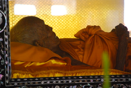 Part Two: A Dead Abbot In A Glass Case