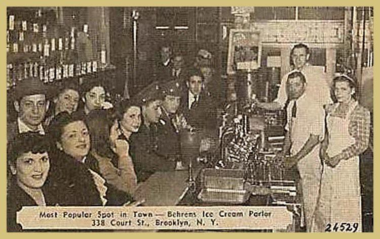 Behren's Ice Cream Parlor