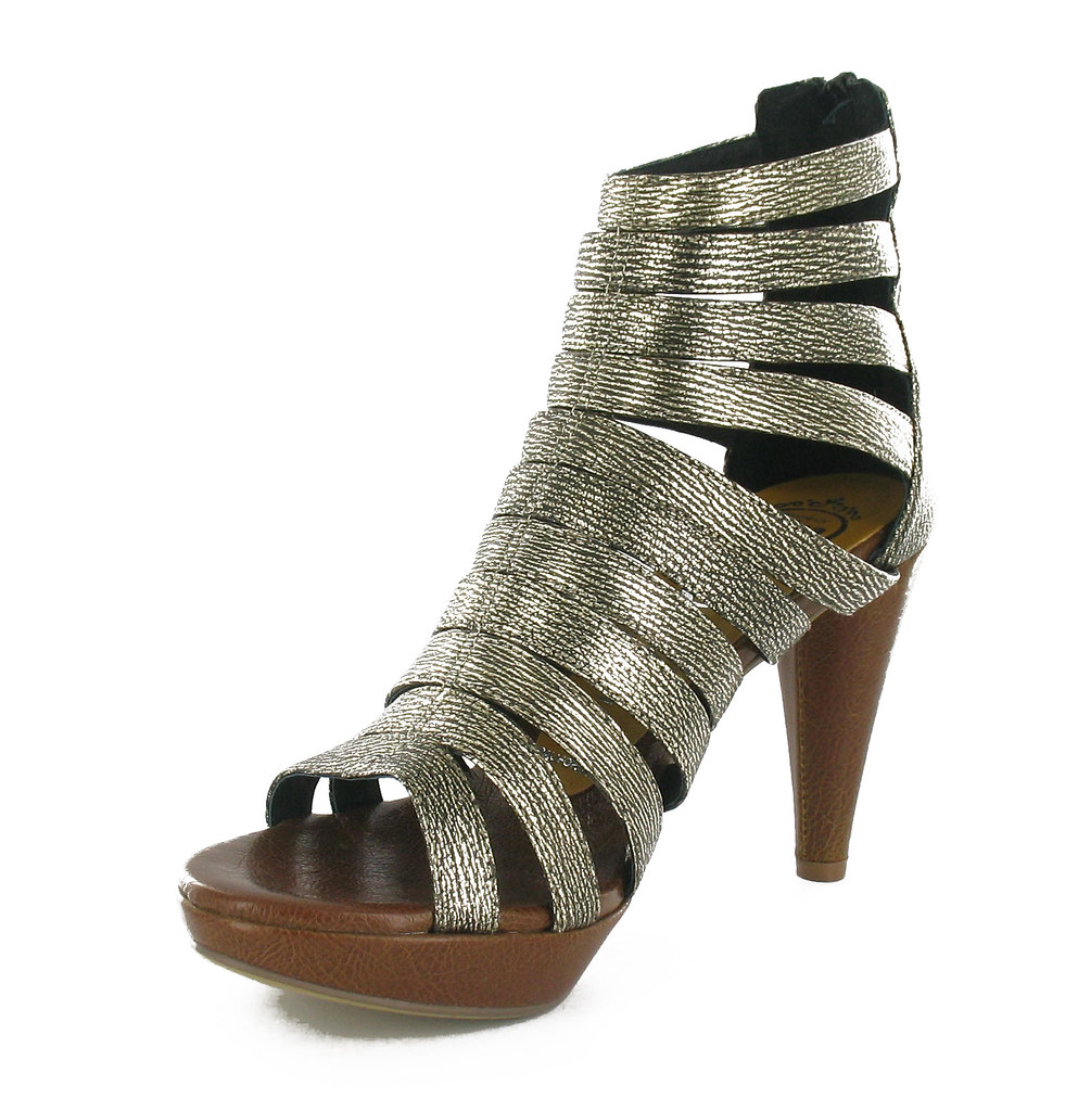 Jeffrey Campbell Marley Old Gold