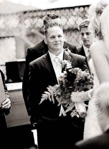 groom's look