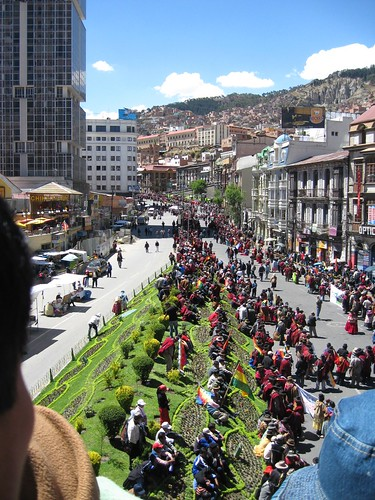 Perez Velasco Movimientos Sociales Evo Morales