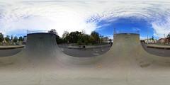 SK8`er ramp (maxelmann) Tags: panorama ramp stitch 360 leipzig skateboard 360x180 sk8 360° ptgui skateordie equirectangular tokina1017mm canoneos450d nodalninja5 fisehye