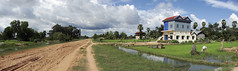 Outside Siem Reap, close to Angkor Wat