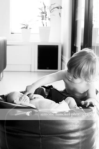 Simone Hanckel Photography - baby