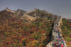 The Great Wall of China (7) (g_heyde) Tags: china beijing badaling greatwallofchina chinesewall aplusphoto theunforgettablepictures goldstaraward