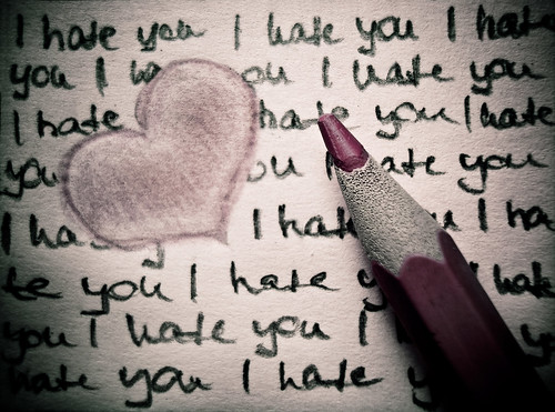 Untitled · I love to hate you (no, I don't)
