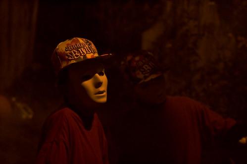 La danse des fantômes