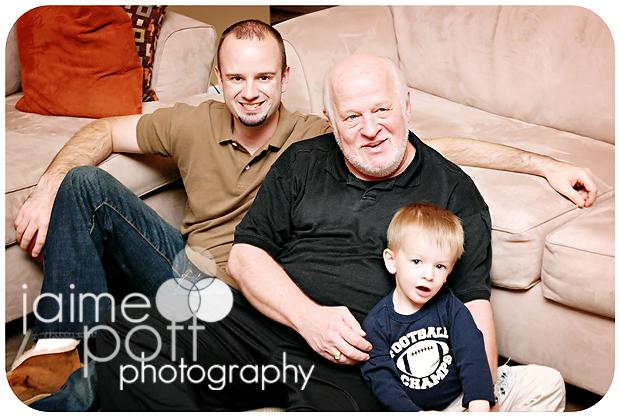 Josh, Bruce and E