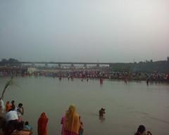 CHHATH 2 (shikharbit1987) Tags: india river thermal bokaro qwertyuiop chhath
