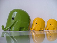 little family (kaylovesvintage) Tags: money box bank colani dresdner