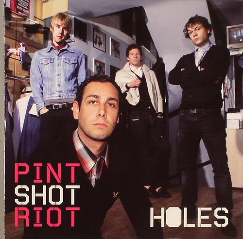 Pint Shot Riot - Holes