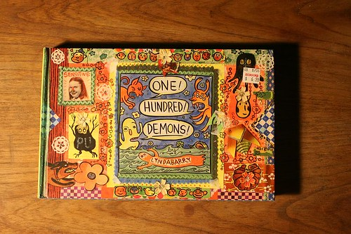 One! Hundred! Demons! by Lynda Barry