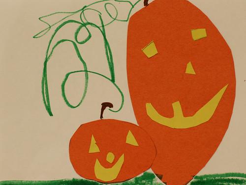 Natalee's pumpkins
