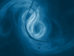 blue smoke cross infinity background wallpaper texture