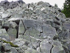 Granite on Granite Mountain