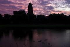 Phra Ram Sunrise