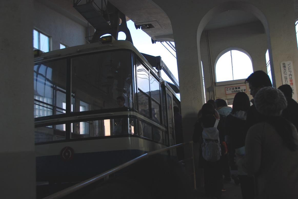 阿蘇火山纜車
