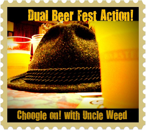 Dual Beer Fest Action
