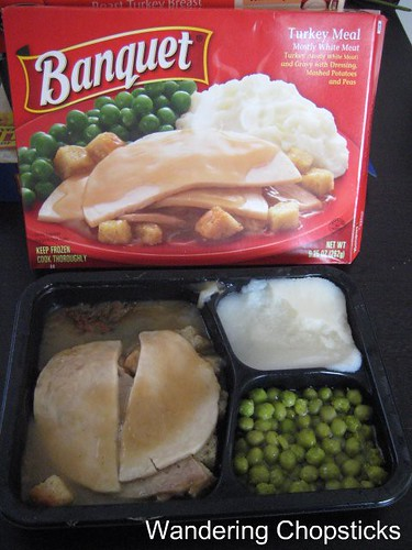 Frozen Turkey Dinners 7
