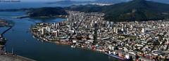 Itajai (emarquetti) Tags: brazil panorama sc brasil skyline cityscape panoramica santacatarina itajaí itajai brasilienpanoramaitajai