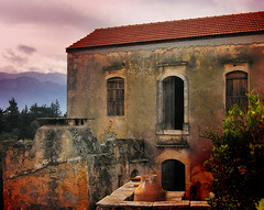 Old village house (Theophilos) Tags: old house village crete    golddragon aplusphoto