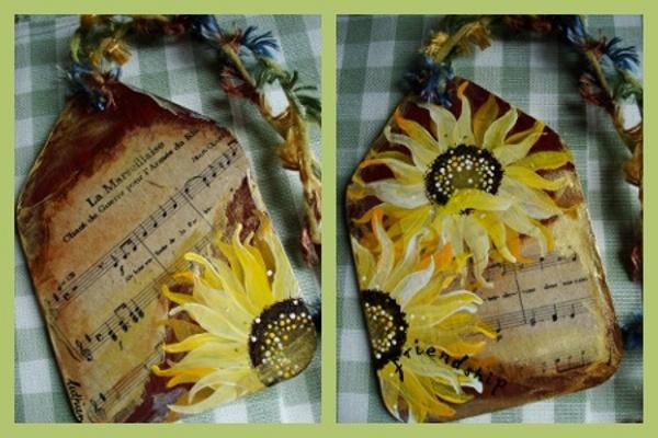 sunflower jen large