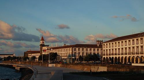Amanhecer-Ponta Delgada-~S. Migeul Island-Azores