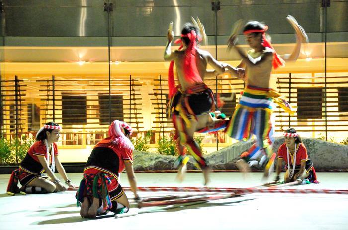 泰雅族舞蹈