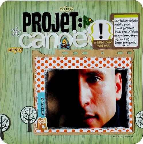 Projet Canoë