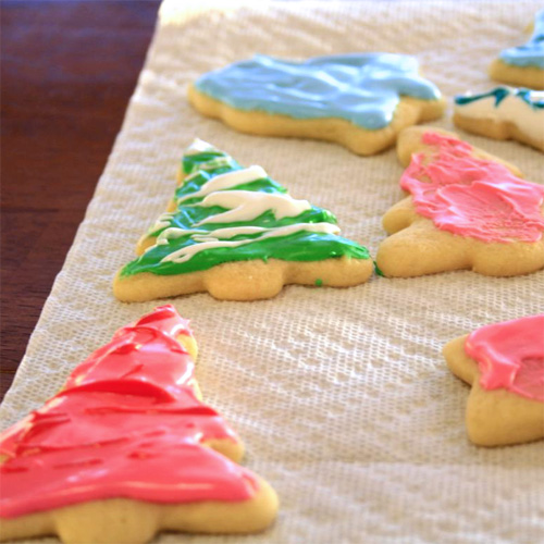 sugar cookies, year 9.