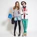 ION Halloween Issue - Lindsay Lohan & Samantha Ronson
