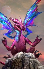 prismatic dragon_portrait
