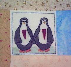 Lynette Anderson Noah's Ark Pinguine