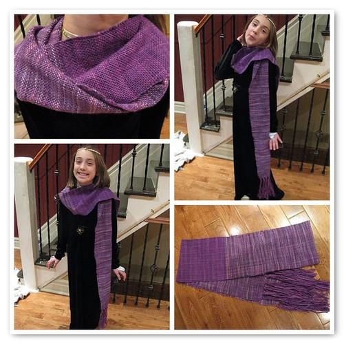 Princess Emma's new scarf