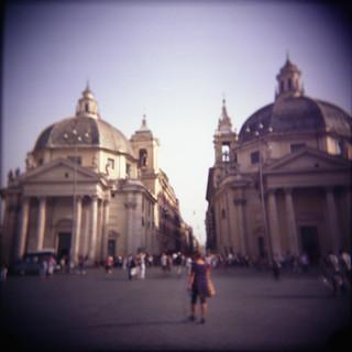 Roma :: Piazza del Popolo
