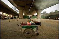 Cooking (fly) Tags: street people thailand asia bangkok earthasia fly simonkolton