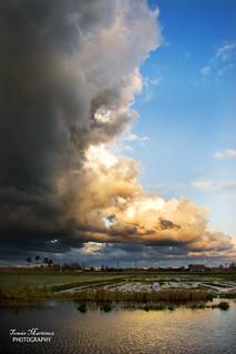 Nubes inciertas