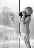 My Little Photographer (Thomas Hawk) Tags: sanfrancisco california goldengatepark blackandwhite bw usa reflection deyoungmuseum museum blackwhite unitedstates fav50 10 unitedstatesofamerica meta fav20 holly deyoung fav30 fav10 fav25 fav40 fav60 superfave gettyartistpicksoct09