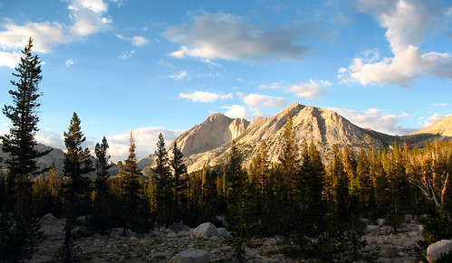 Photo of the Day: Sunset on Mt. Conness by Phil King
