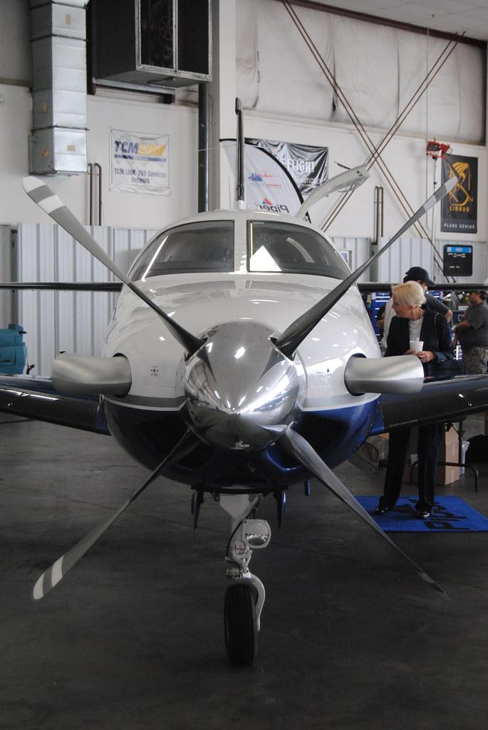 Performance Flight Open House: